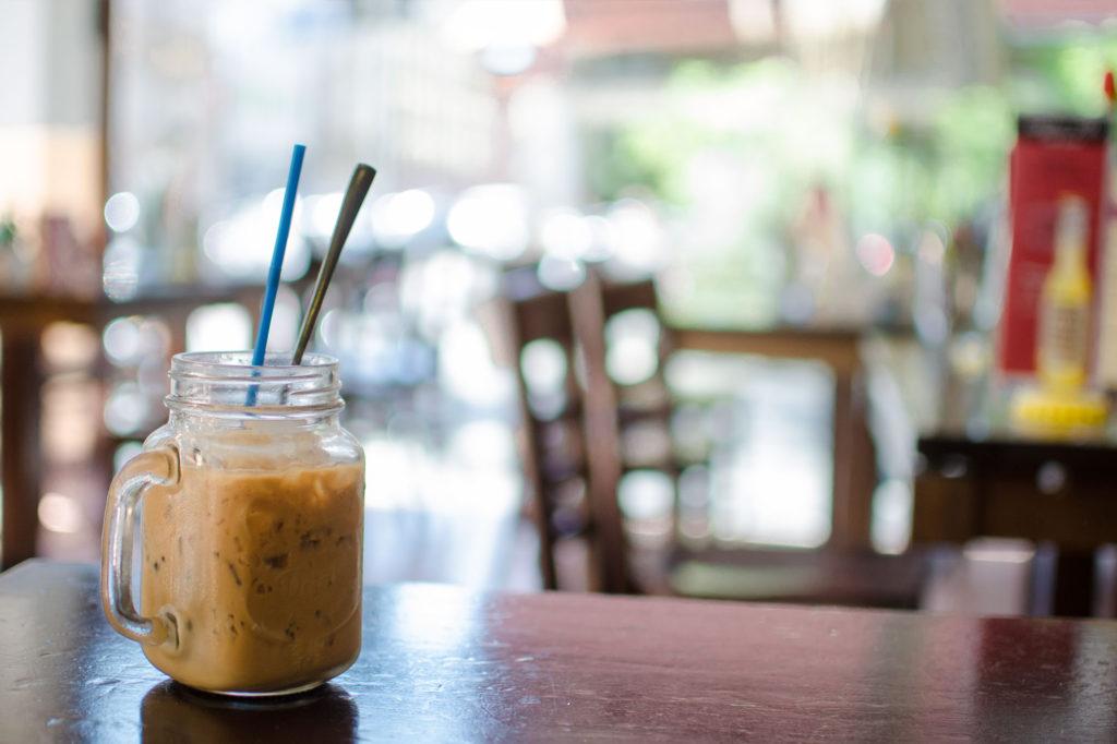 Eiskaffee